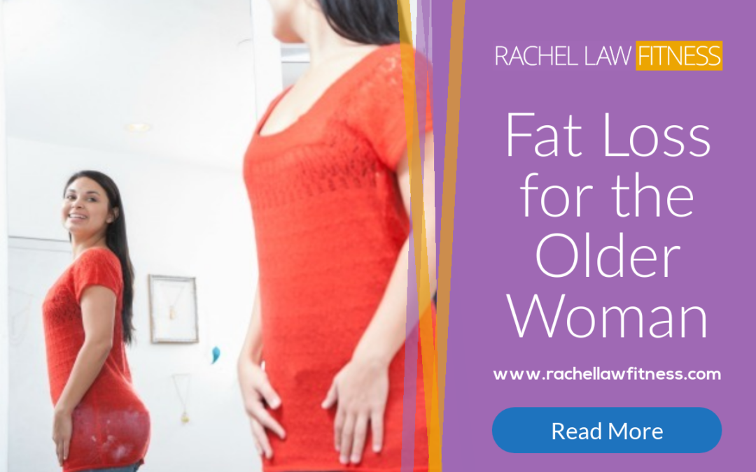 Fat loss for the older woman