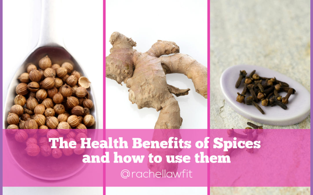 The Health Benefits of Spices and how to use them