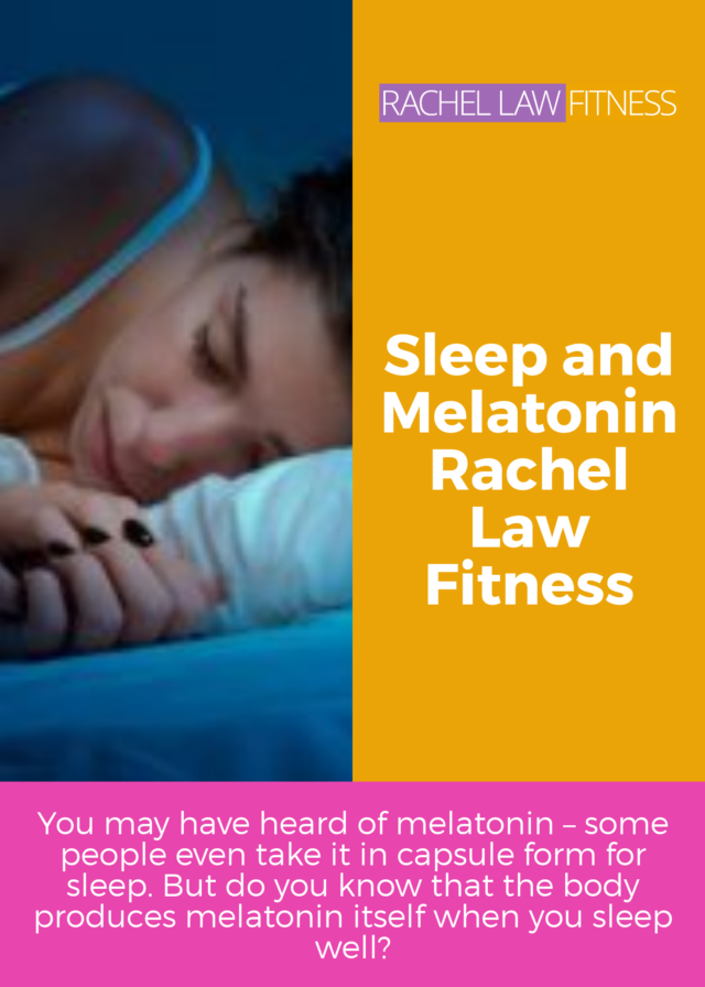 sleep and melatonin