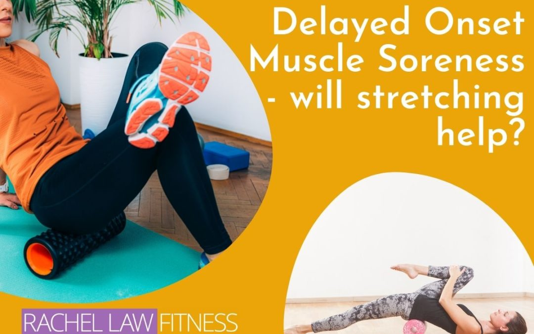 DOMS: Does Stretching Help