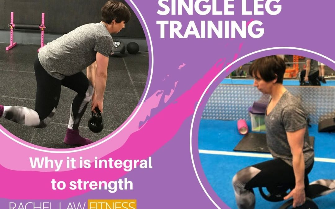 Single Leg Training and Why it's Integral to Strength