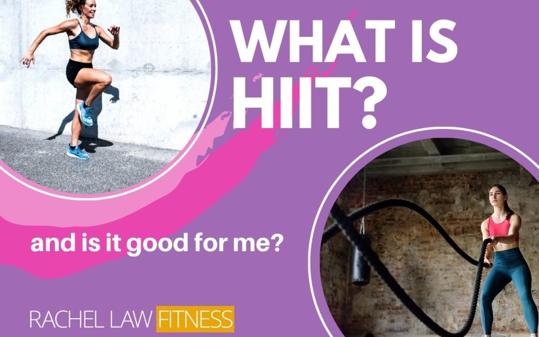 What is HIIT and is it Good For Me?