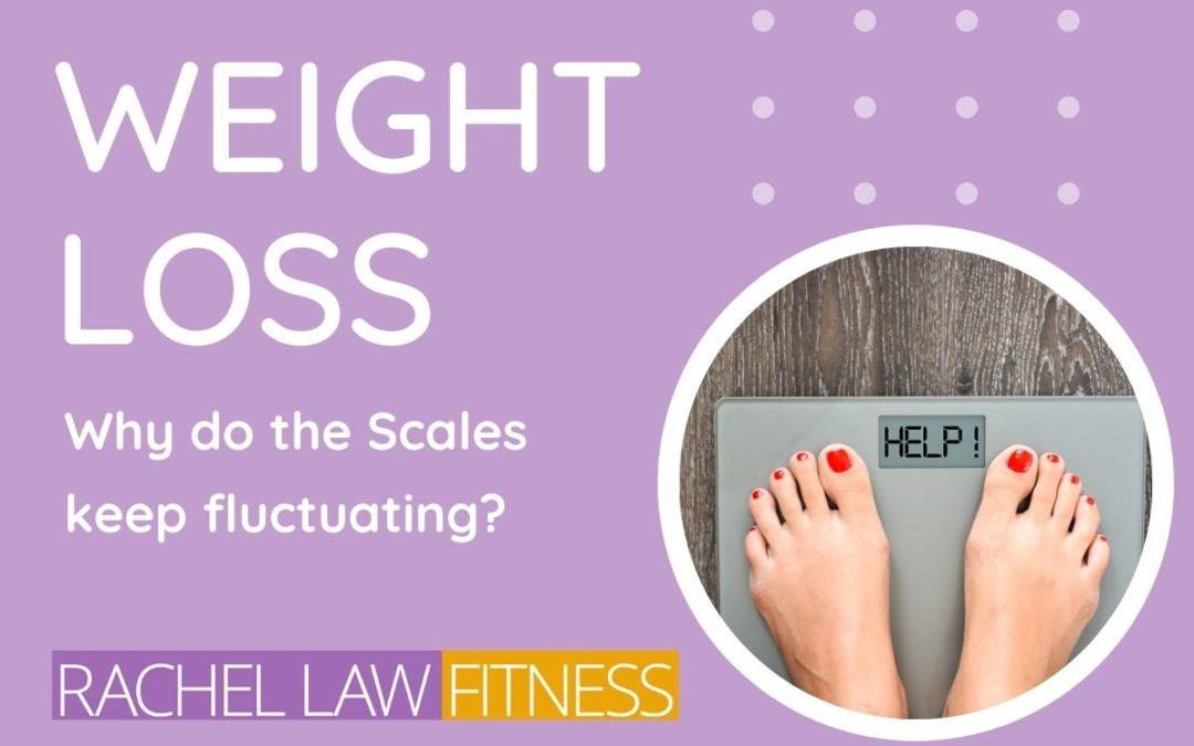 Weight Loss: Why do the Scales Keep Fluctuating ?